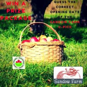 SandowFarmSocialMediaContest2016